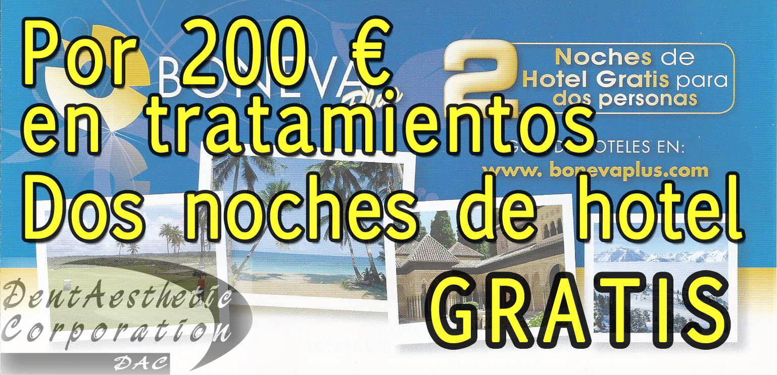 DentAesthetic Corporation:dos noches de hotel gratis